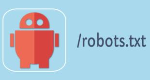 create robots file